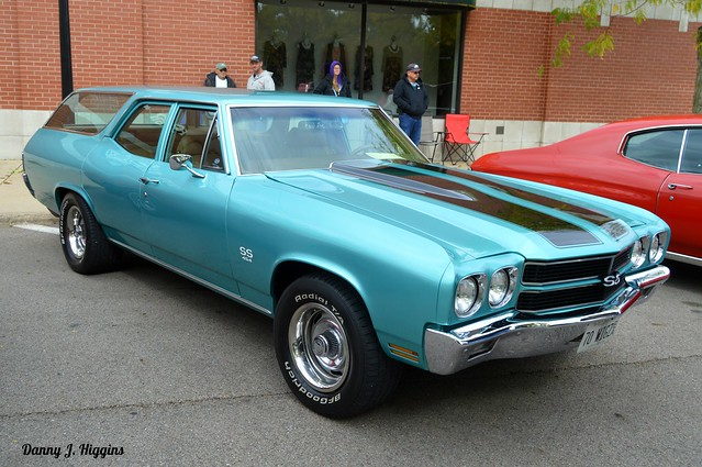 Car Show In  Princeton, Illinois.  DSC_8827