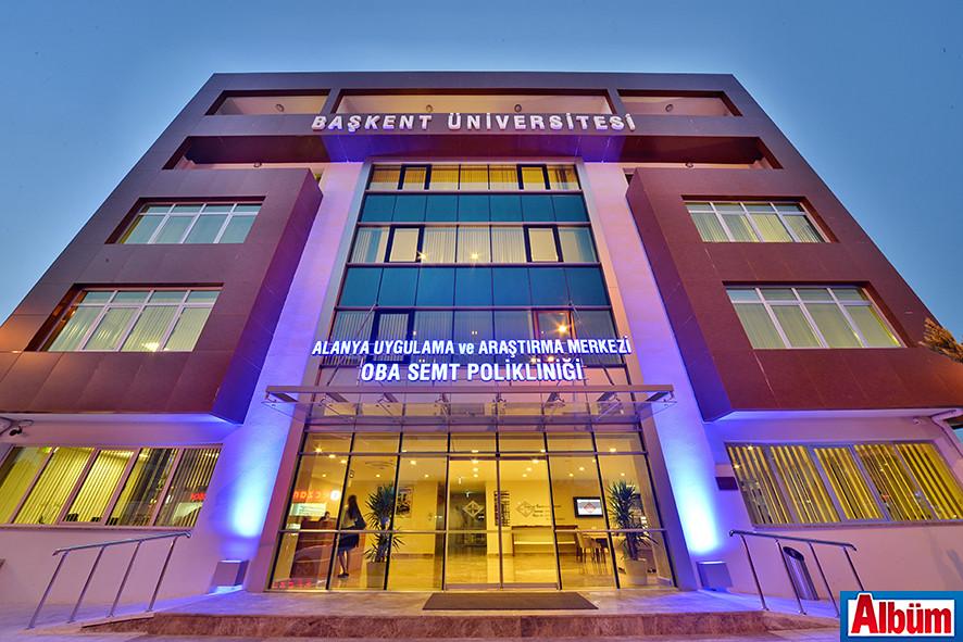 Başkent Üniversitesi Alanya Uygulama ve Araştırma Hastanesi Oba Semt Polikliniği