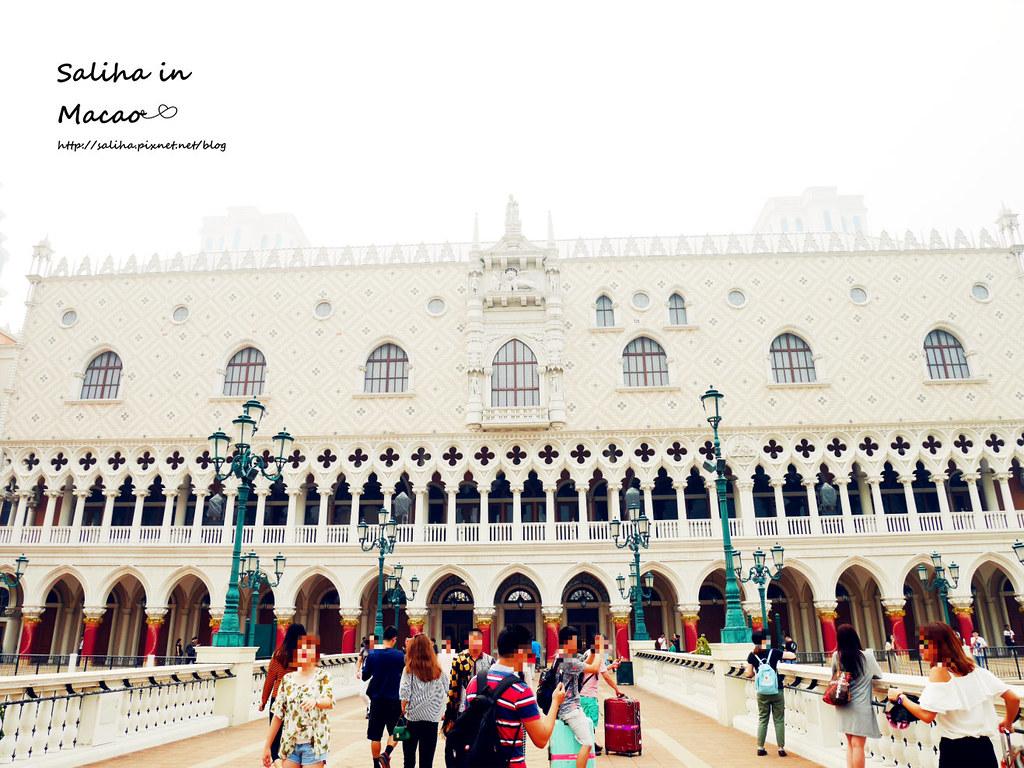 澳門一日遊景點行程推薦威尼斯人巴黎人 (1)