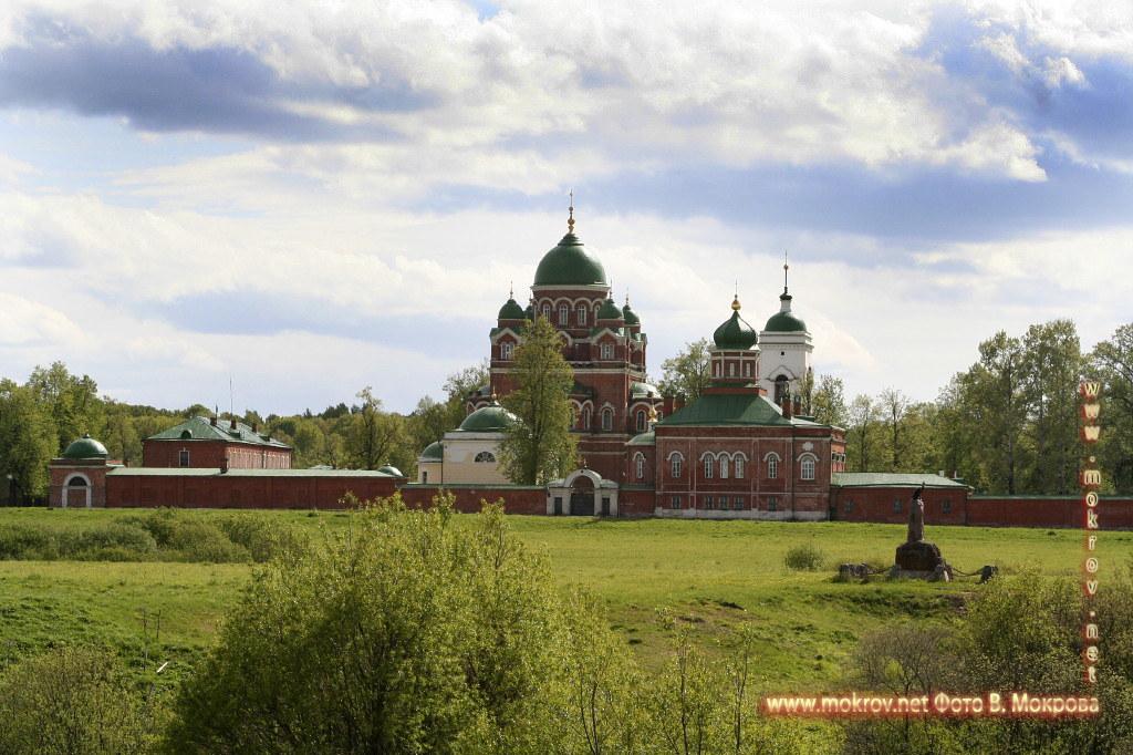 Спасо-Бородинский монастырь.