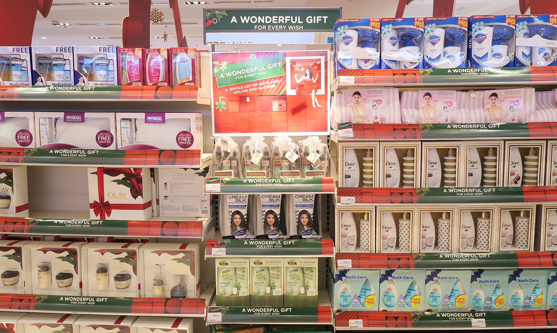 7 Holidays 2017 Gift Shopping at Watsons - Gen-zel She Sings Beauty