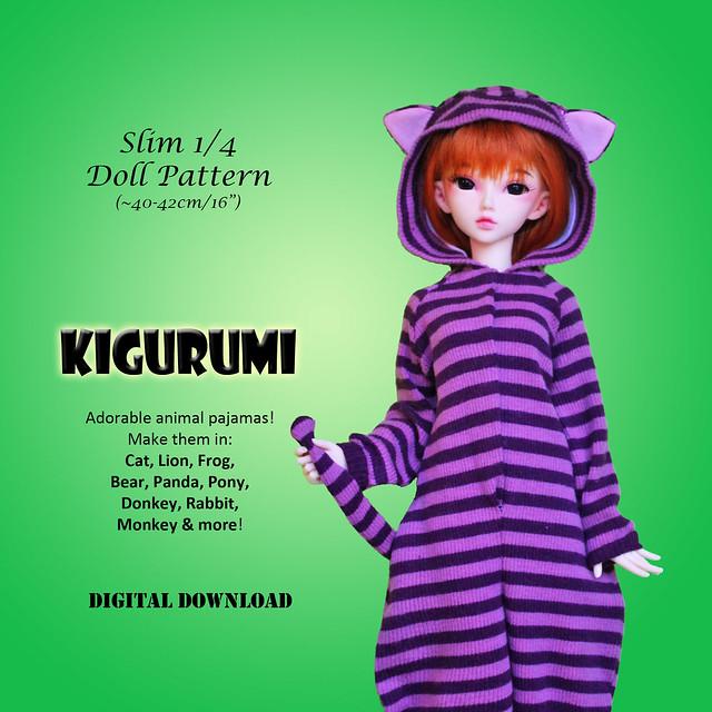 Slim MSD Kigurumi!
