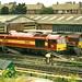 60025 at Knottingley 1999