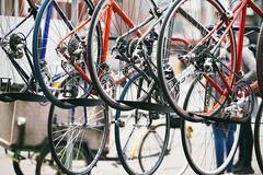 Bike shop Waterlooplein