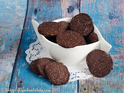 Kokos-Schokoladen-Plätzchen (2)