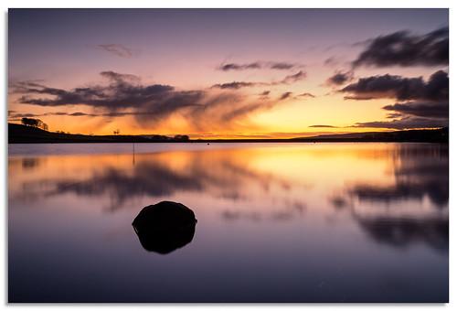 embsay embsayreservoir yorkshire yorkshiredales d600 ngc nikonfxshowcase nikkor1635mmf4 water dawn sunrise 2017