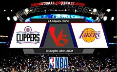 L.A. Clippers-Los Angeles Lakers Nov 27 2017