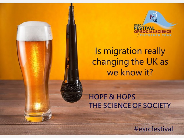 Hope & hops: the science of society