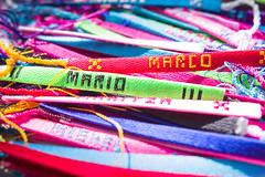 Personalized handmade bracelets