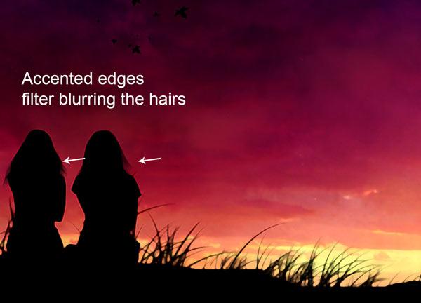 Hướng dẫn tạo khung cảnh hoàng hôn trong Photoshop