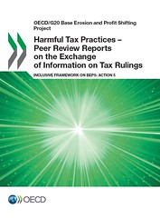 Harmful Tax Practices - Peer Review Reports on the Exchange of Information on Tax Rulings