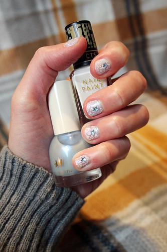 Frost nails