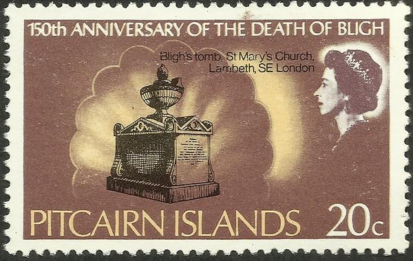 Pitcairn Islands - Scott #87 (1967)