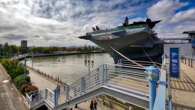 USS Intrepid, Essex-Class Aircraft Carrier