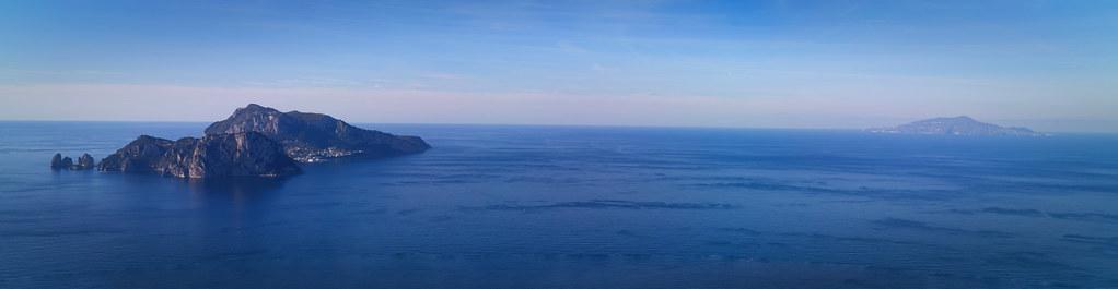 """SDIM0941- sd15- """"Isole di Capri e Ischia"""" -Voigtlander color lanthar 50mm f2.8 (DKL)."""