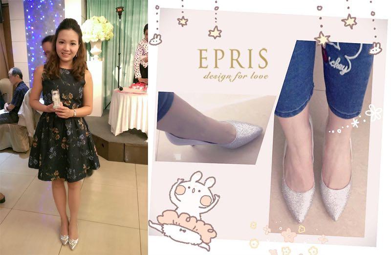 好穿婚鞋推薦,台灣婚鞋品牌,禮服鞋,台灣手工婚鞋品牌,伴娘鞋子,艾佩絲EPRIS婚鞋
