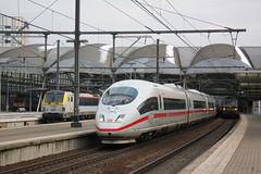 Baureihen 403, 406 ICE 3,  ICE 3M