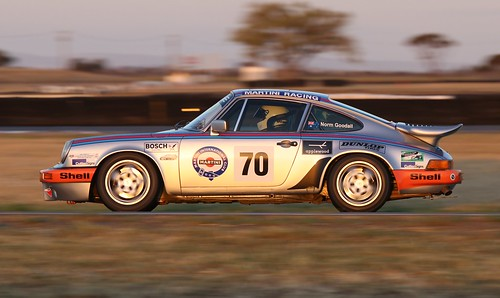1977 Porsche 911 SC, Norm Goodall