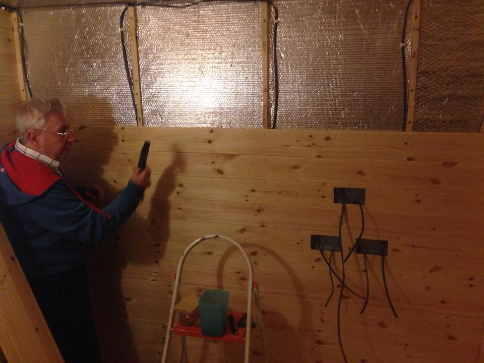 Phenomenal How To Insulate Summerhouse Walls Singletrack Magazine Wiring Digital Resources Remcakbiperorg