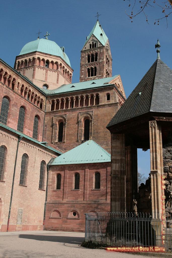 Шпайер - город в федеральной земле Рейнланд-Пфальц фотографии