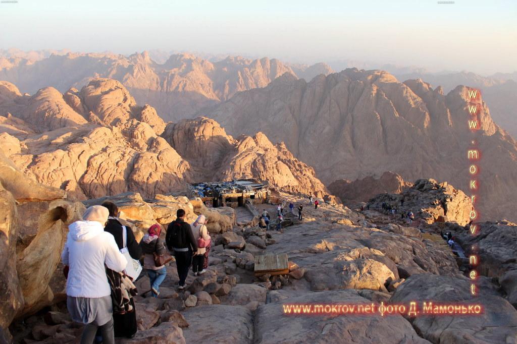 Синайские горы — Египт картинки