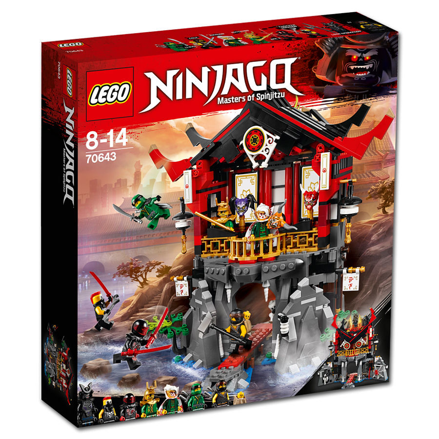 LEGO Ninjago 70643 - Temple of Resurrection