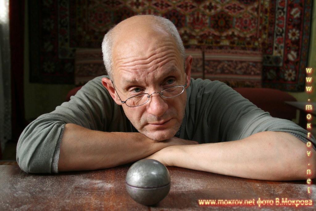 Актер Сергей Петров