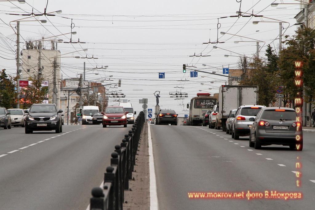 Город Калуга прогулки туристов