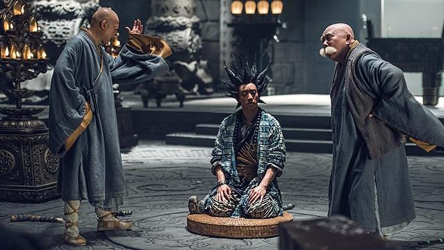 The Golden Monk Zheng Kai as Jin Tong
