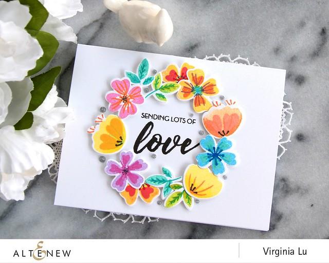 Altenew_HeartFlowers_Virginia #3