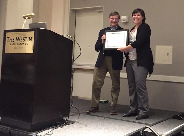 ISDP 2017 Award Winners
