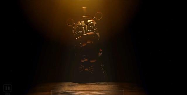 Freddy Fazbear's Pizzeria Simulator - Salvage Interrogation