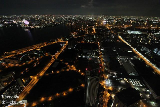 大阪府咲洲行政大樓展望台51