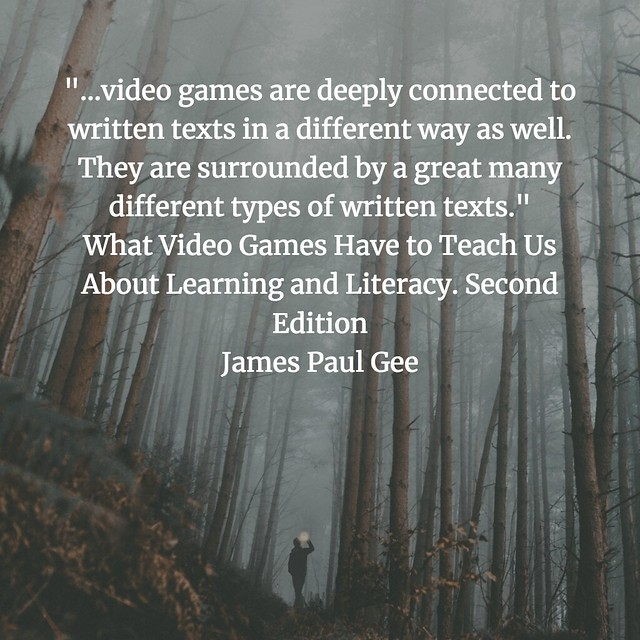 James Paul Gee Quote11