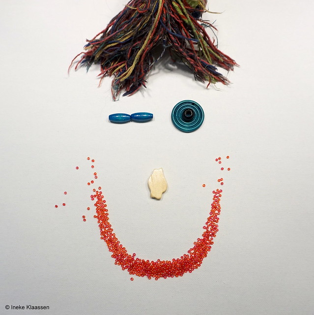 Smile on Saturday - Selfmade Smiley