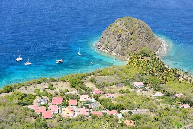 Guadeloupe, France - Sugar Loaf @Islands of the Saints