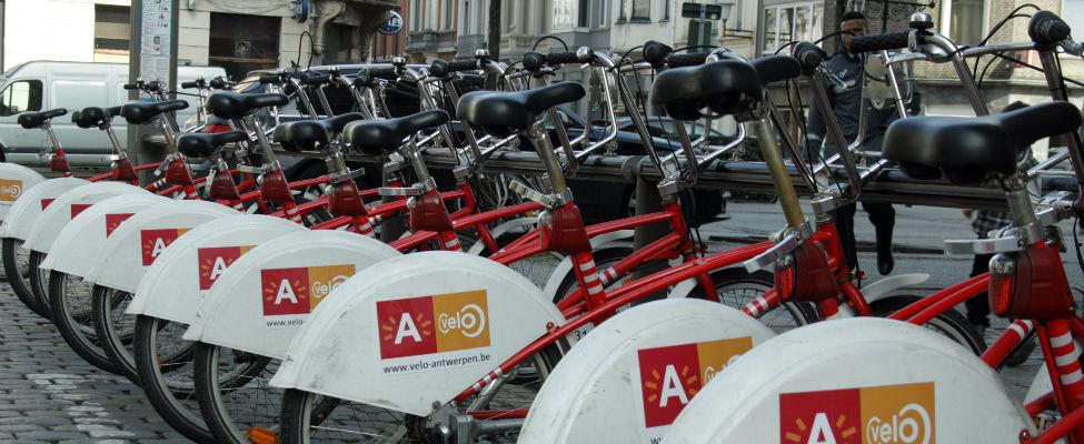 Stedentrip Antwerpen: fietsen in Antwerpen | Mooistestedentrips.nl