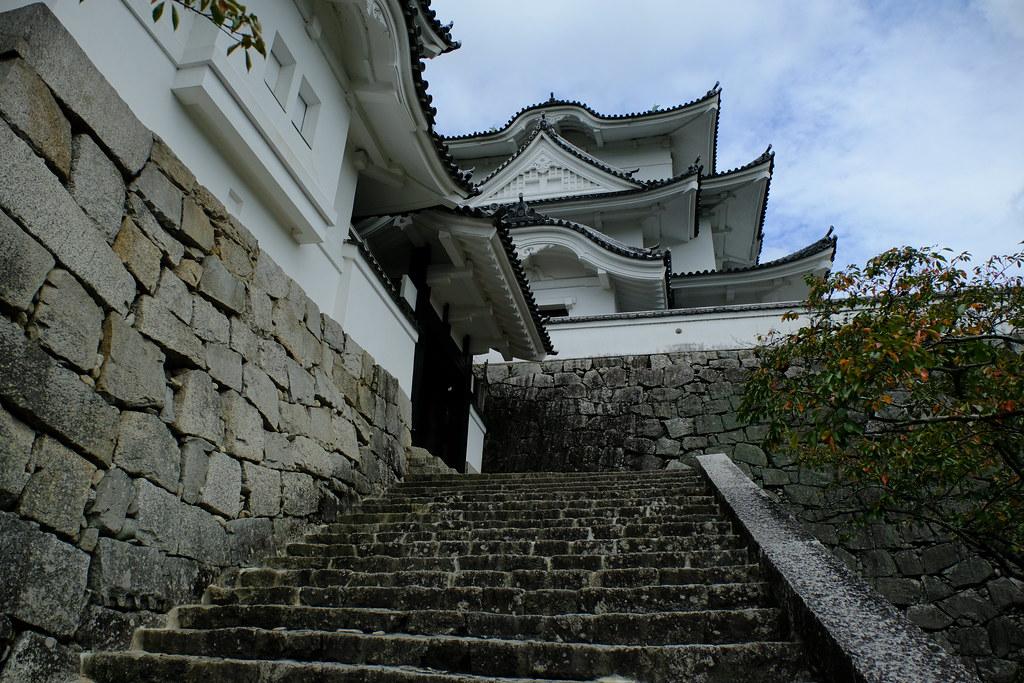 伊賀上野城(白鳳城)