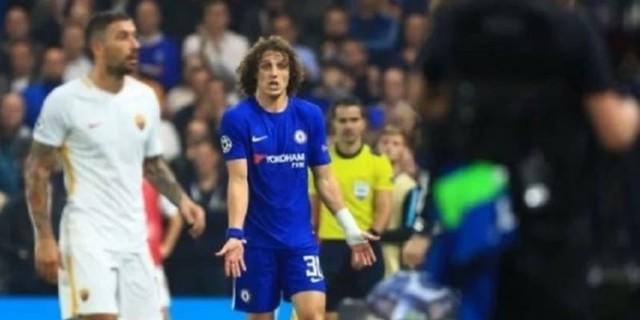 David Luiz Buka Peluang Gabung Manchester United