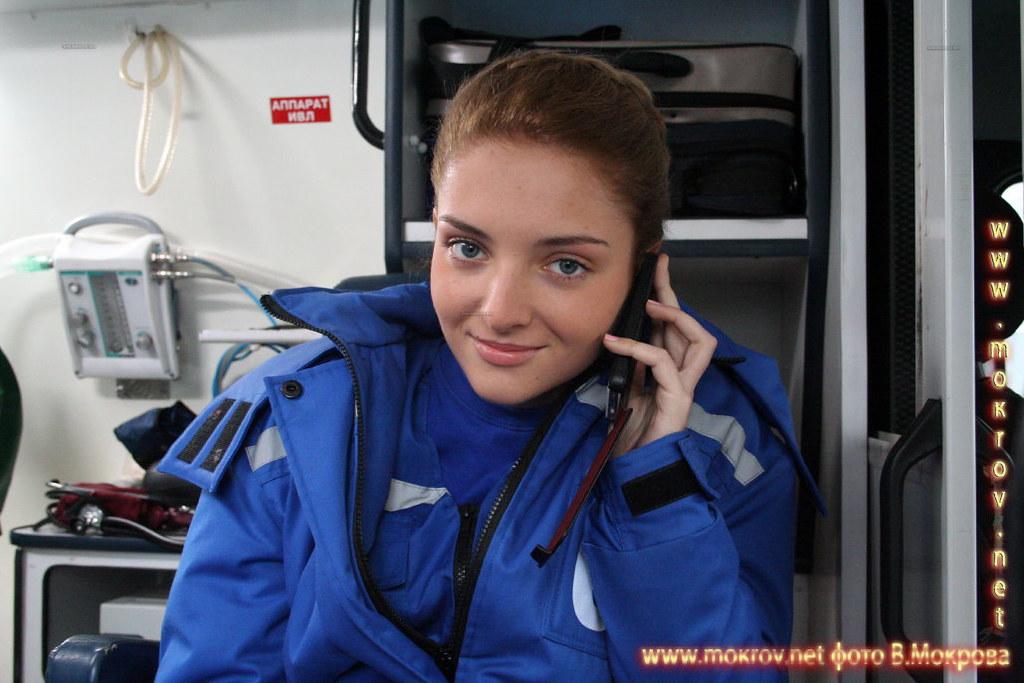 Актриса Подчуфалова Алла – Катя, фельдшер скорой помощи. В телесериале «Страна 03».