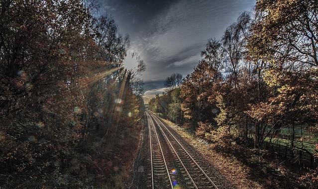 Shiny Rails...