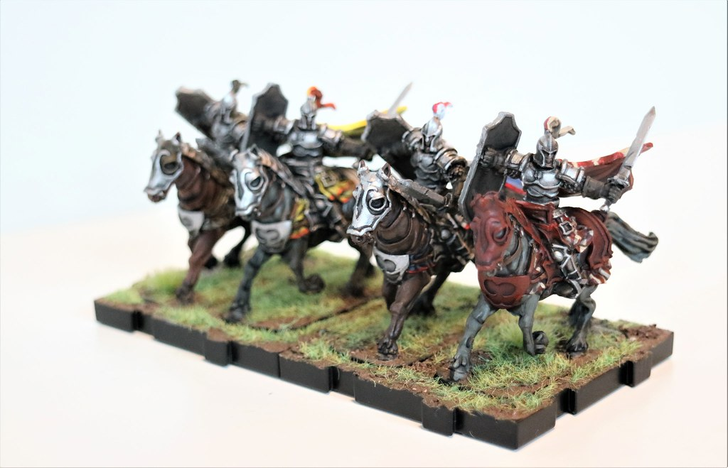 Runewars Miniatures Oathsworn Front