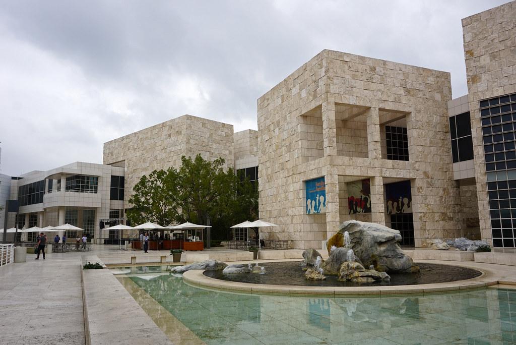 Hotels Near Getty Museum California