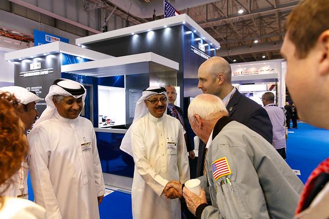 Al Worden Mission UAE 2017