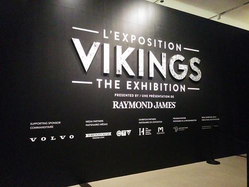 Vikings! #toronto #royalontariomuseum #vikingsto #vikings #latergram