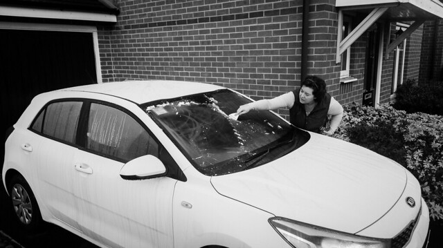 277/365 : Scraping by