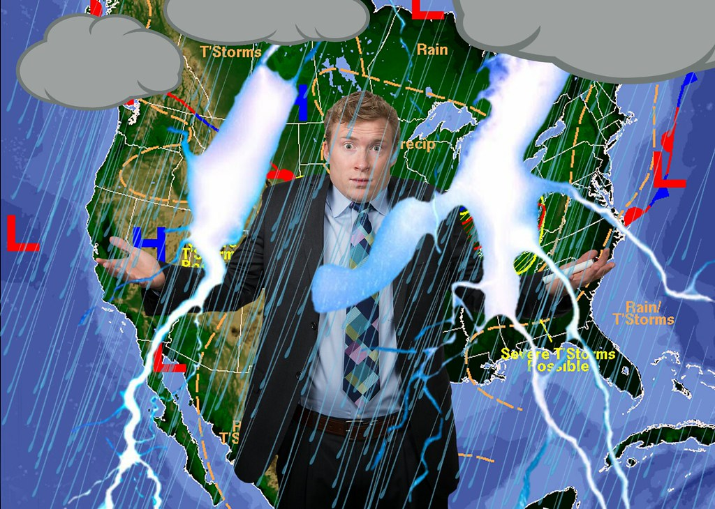 Attack on Weatherman