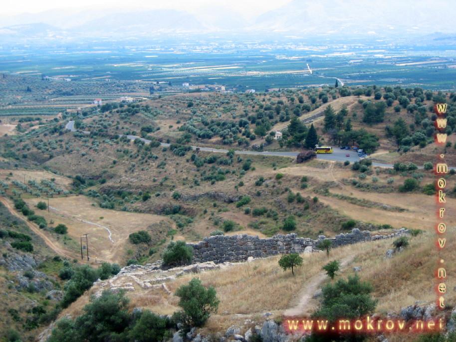 Афины в Греция фотопейзажи