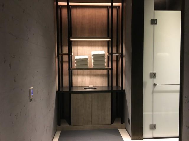 提供浴巾@宜蘭礁溪寒沐酒店