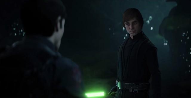 Star Wars Battlefront 2 - Luc